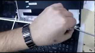 Замена ЖКИ матрица на ноутбуке Lenovo G575(, 2013-12-17T21:16:24.000Z)