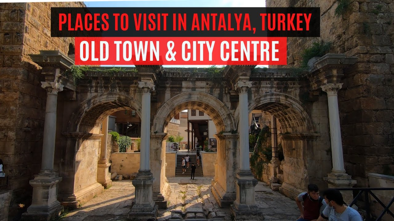 ANTALYA | OLD TOWN (KALEİÇİ) & CITY CENTRE