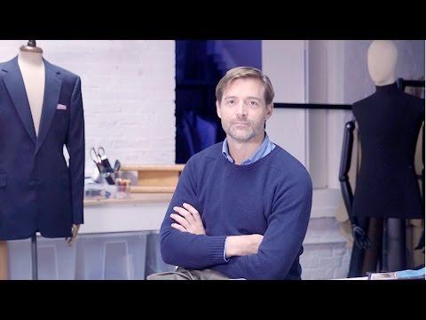 Savile Row Tailor Patrick Grant designs bespoke Techno-Suit for Casio Edifice