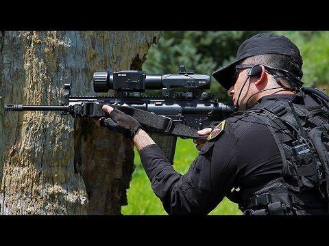 (4k) Automatic rifle MPT-76