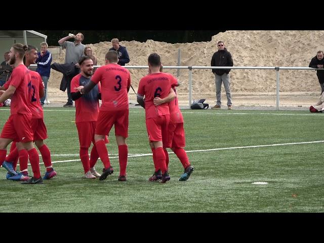 SGK Bad Homburg II - EFC Kronberg II - Tore vom 17.10.2021