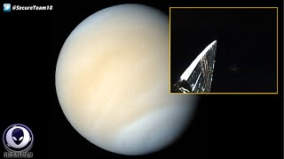 ALIENS On Venus? New Probe Images Deepen Planet's Mystery 4/19/16