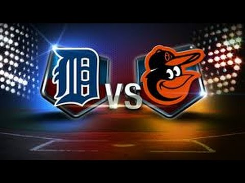 Baltimore Orioles vs Detroit Tigers | Full Game Highlights