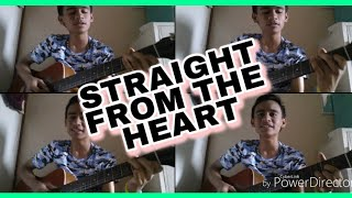 Dolce Amore Straight From The Heart By Angel Urtola ( Sue Ramirez) covered by Joshua Ducasen