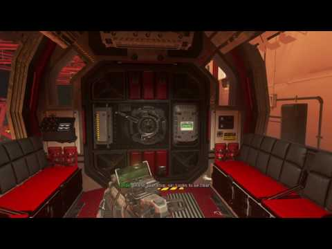 Call of Duty: Infinite Warfare Mars Shipyard Veteran guide