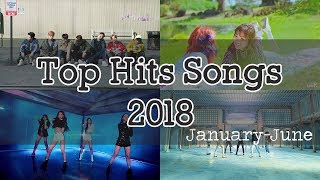 new k-pop songs 2018