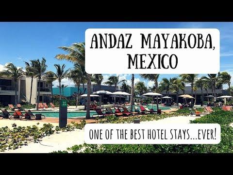 Andaz Mayakoba | Incredible Resort To Visit & Redeem Points
