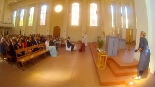 Predigt 7.6.2014 zur Hochzeit, P. Martin Löwenstein SJ Kleiner Michel Hamburg
