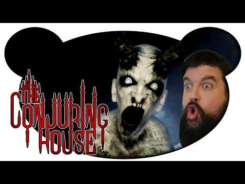 The Conjuring House #18 - Und es wird schlimmer! (Gameplay Deutsch Facecam Horror)