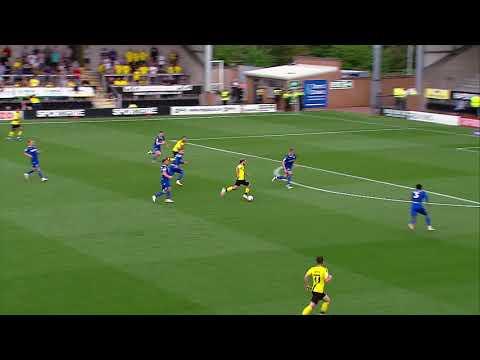 Burton Gillingham Goals And Highlights