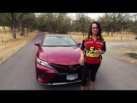 2018 Toyota Camry  Dee Dee