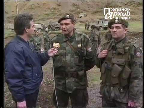 Агресија НАТО на СР Југославију: рејон карауле 'Кошаре' 10. април 1999.