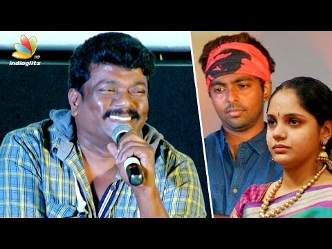 Parthiban comedy speech about GV Prakash and his heroine in front of Saindhavi | Sema Audio Launch