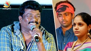 Parthiban comedy speech about GV Prakash and his heroine in front of Saindhavi | Sema Audio Launch