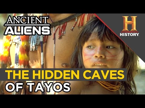 Was The Metal Library in Hidden Caves of Tayos Created by Aliens?   Ancient Aliens