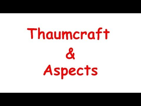 Thaumcraft 4 - How To Get More Aspects