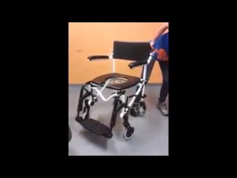 fdb755fca Cadeira de banho H1 - YouTube