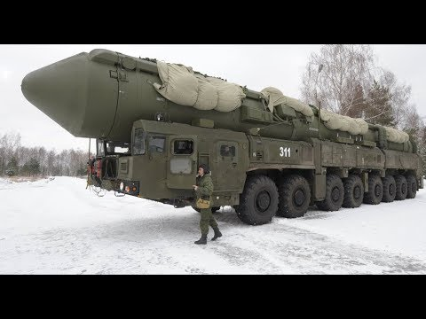Russia test-launches intercontinental ballistic missile RS-24