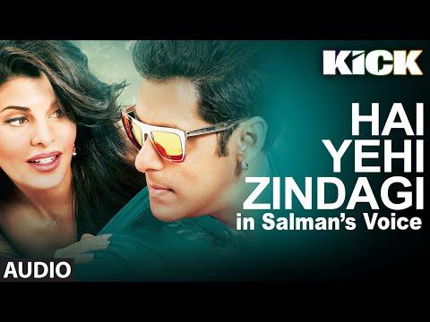 Kick: Hai Yehi Zindagi | Salman Khan | Meet Bros Anjjan