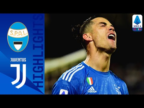 SPAL 1-2 Juventus | Ronaldo And Ramsey Lead Juve To Victory! | Serie A TIM
