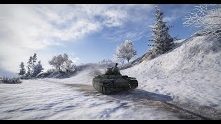 world of tanks commentary kv 13 t 43 favourable match up