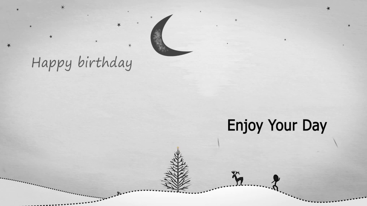 Happy Birthday Message Especially For You My Love Full HD