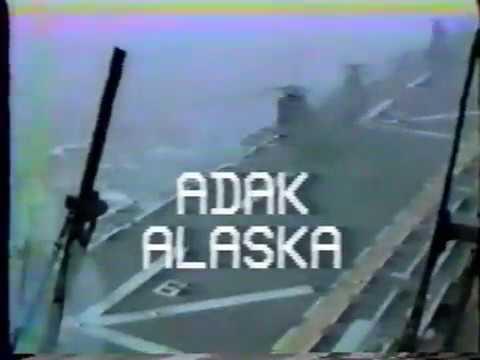 WestPac 87 Adak Alaska