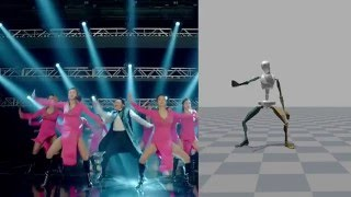 "Motion Capture files for ""PSY - Daddy"" (free download)"