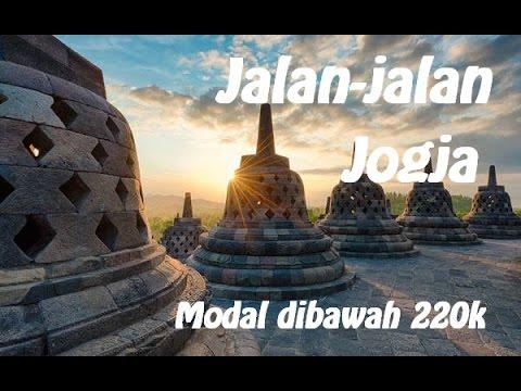TIPS LOW BUDGET - JOGJA TRIP | TIPS HEMAT - JALAN - JALAN DI JOGYAKARTA