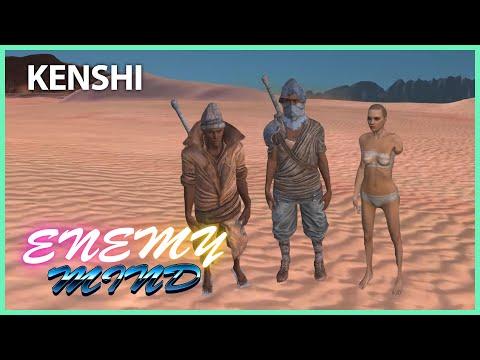 "Kenshi (Open World Sandbox RPG) • Новое Начало. Сценарий ""На Дне"" + Людоеды. Без Save-Load (Ironman)"