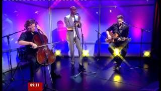 Tunde Baiyewu-Move-BBC Breakfast-1/3/2013