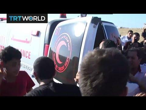 Palestine: 50 Years of Occupation: Israel shoots three Palestinian demonstrators
