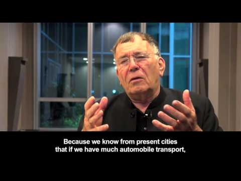 Jan Gehl: Interview with CLC (automobile transport)