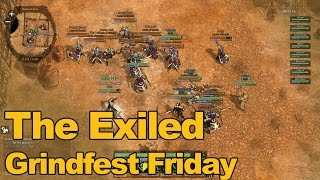 The Exiled Gameplay Grindfest Friday - MMOs.com