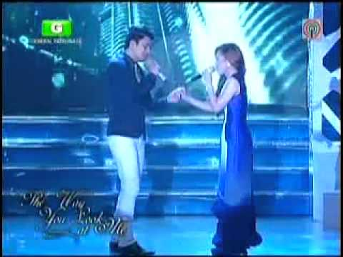 Christian Bautista & Rachelle Ann Go [ The Way You Look at Me 10th Anniversary special ]