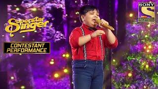 Harshit ने दिया एक Fabulous Performance |Superstar Singer | Contestant Performance