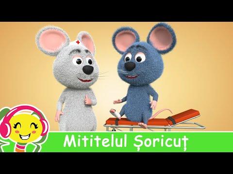 Mititelul Soricut – Zum Pa Pa  Muzica pentru copii | CanteceGradinita – Cantece pentru copii in limba romana
