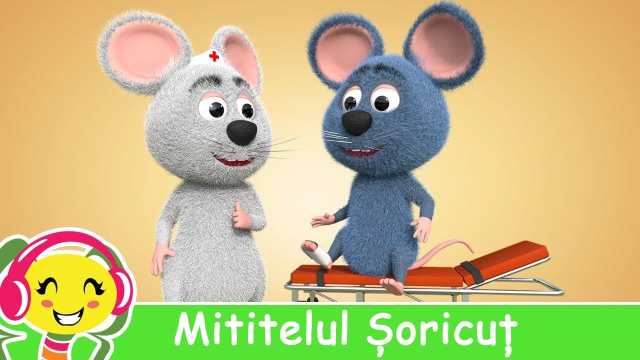 Mititelul Soricut - Zum Pa Pa - Muzica pentru copii - CanteceGradinita