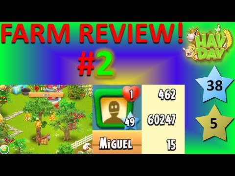 HAY DAY - FARM REVIEW #2!