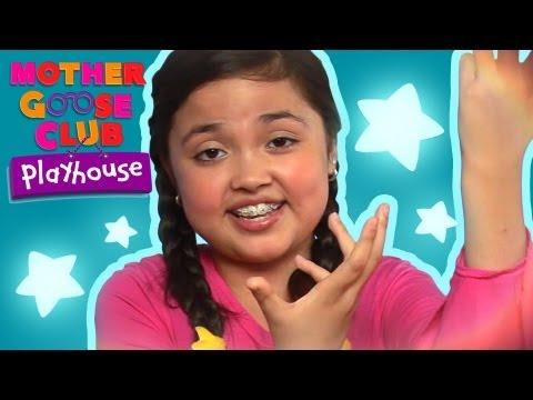 Twinkle Twinkle Little Star - Mother Goose Club Playhouse Kids Video
