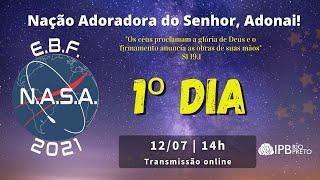 EBF 2021  NASA - Dia 1