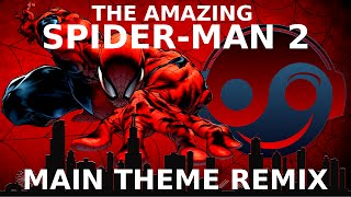 Download THE AMAZING SPIDER-MAN 2 – Main Theme [Styzmask Remix] MP3 song and Music Video