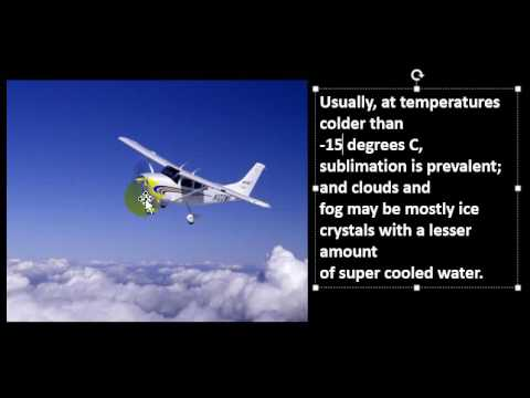 Meteorology for professional pilots - NEW SERIES Video 7