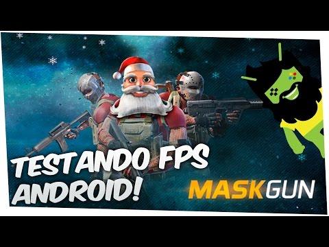 🔴Downlaod Perfeito Jogo de Tiro Mask Gun...