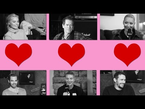 Stars Pick Their Favorite Love Songs (Iggy Azalea, Kevin Bacon, James Franco, Imagine Dragons)