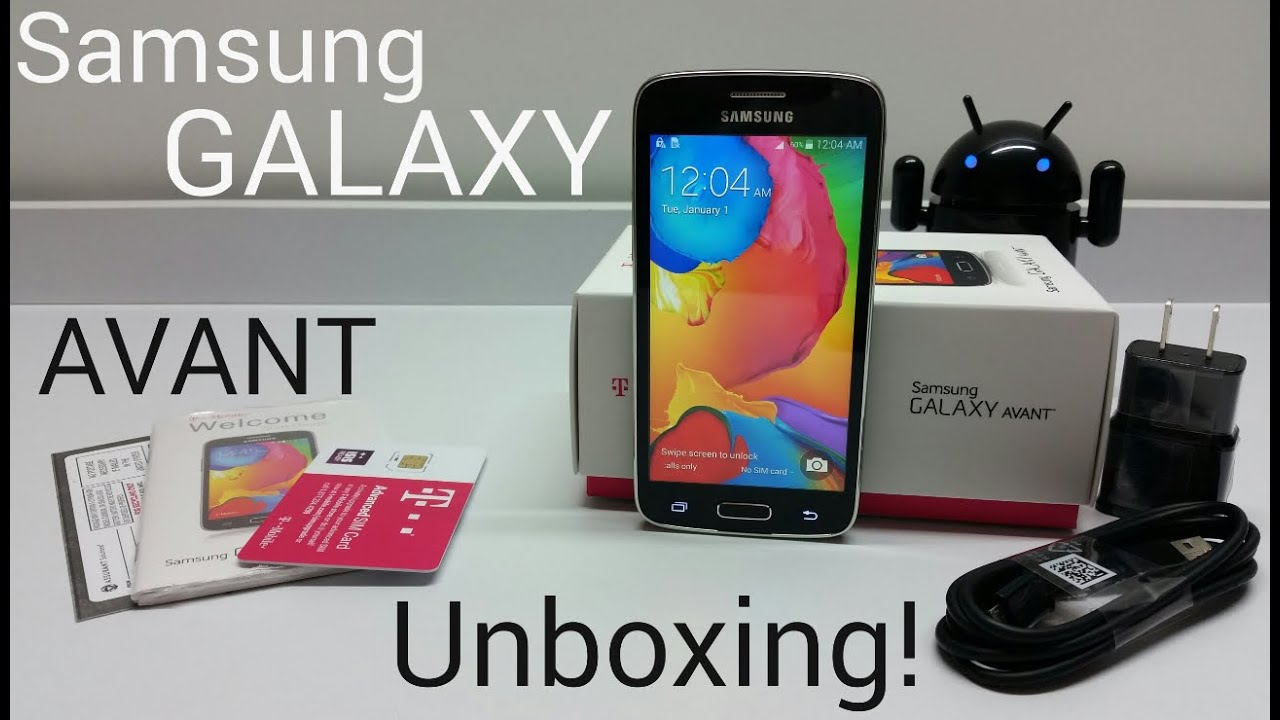samsung galaxy avant 16gb 4g lte nfc   galaxy s5 little brother   217