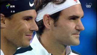 2017-01-29 澳網男單決賽 費達拿 - 拿度