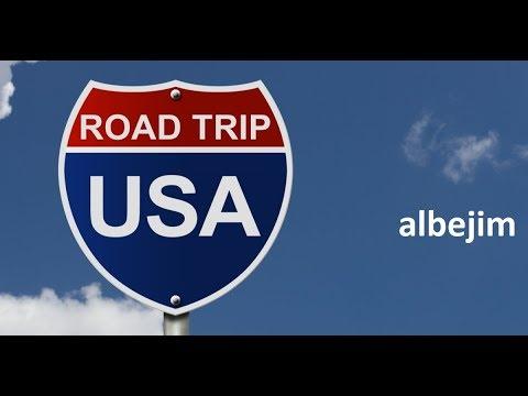 COAST TO COAST - USA ROAD TRIP 2017 Jacksonville - New Orleans - Dallas - Las Vegas - Los Angeles
