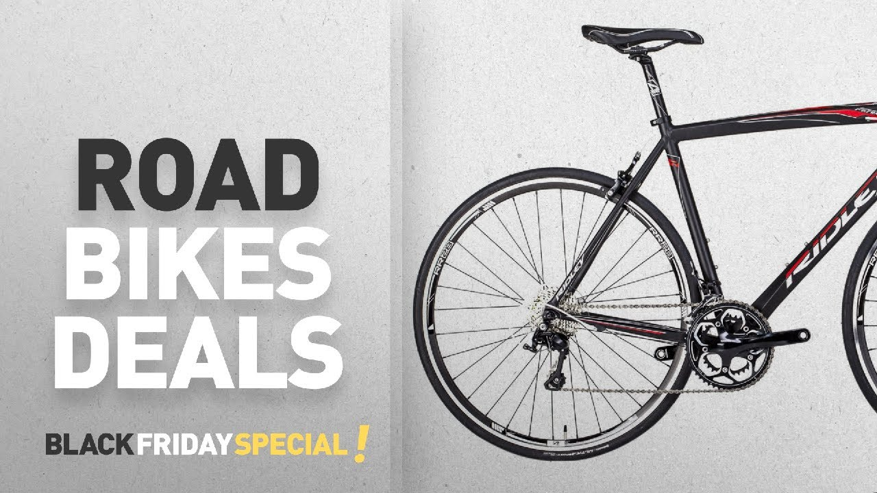 Top Black Friday Road Bikes Ridley Fenix Alloy 105 Fe701bm Bike