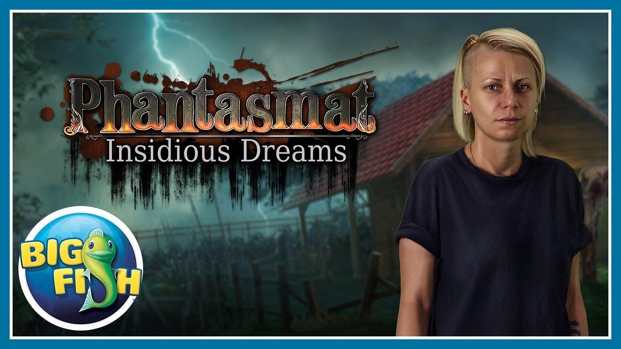 Phantasmat: Insidious Dreams > iPad, iPhone, Android, Mac